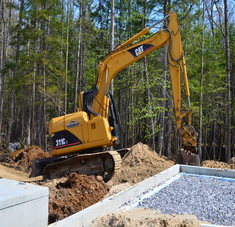 Excavation House Lot Package Bridgton Maine