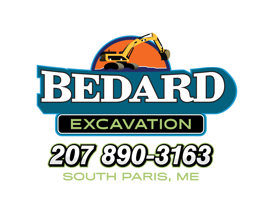 Bedard Excavation Services in South Paris, Maine near Oxford, Maine